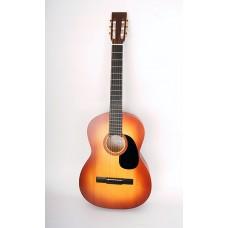 Strunal 100M-52 классическая гитара, с металлическими струнами
